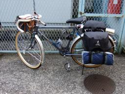 出来損ないの自転車旅行II ... : 自転車旅 テント 重量 : 自転車の